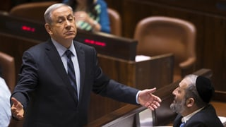 Israel: Opposition lehnt Eintritt in Koalition ab