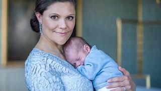 Prinz Oscar von Schweden: So wird seine Taufe