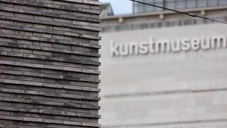 Das Kunstmuseum hat finanzielle und organisatorische Probleme