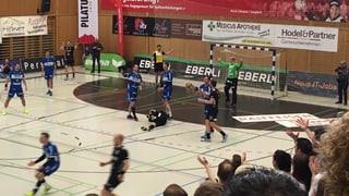 Der Traum vom Final ist für den HC Kriens-Luzern geplatzt