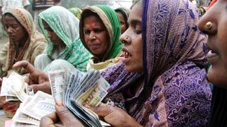 Die Rendite lockt, aber was nützts gegen die Armut?