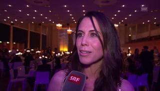 «MedienStar»-Award für Susanne Wille