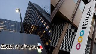 Joint Venture von Ringier und Axel Springer