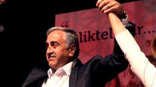 Türkische Zyprer wählen dialogbereiten Präsidenten