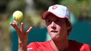 Cuppa Davis: La Svizra resta en la gruppa mundiala
