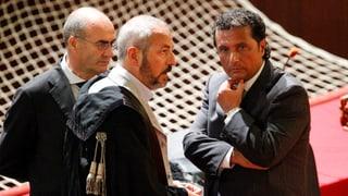 Schettinos Anwälte bieten einen Deal an