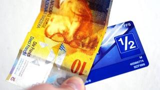 Bon da 10 francs per possessurs d'in abunament da mesa taxa