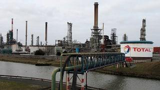 Iran unterzeichnet milliardenschweren Gas-Vertrag mit Total