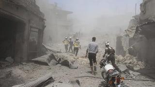 Die traurigen Tagebücher von Idlib