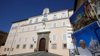 Papst öffnet seine Sommerresidenz für Besucher