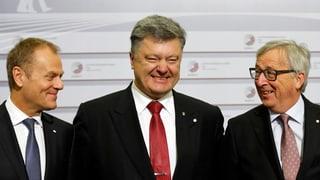 EU-Finanzspritze für die Ukraine
