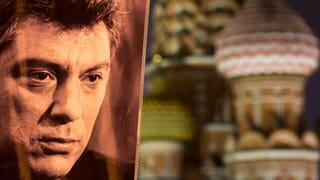 Dritter Verdächtiger im Fall Nemzow festgenommen