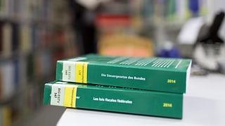 Steuerwettbewerb zwischen den Kantonen geht weiter