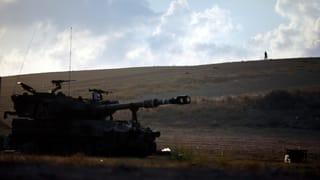 Israel und Palästinenser verhandeln über umfassende Waffenruhe