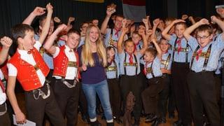 «Folklorenachwuchs 2014» - die Sieger