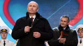 «Russland kann die Ukraine völlig kaputt machen»