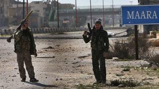 «Der Westen steht in Syrien vor einem Dilemma»