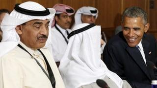 Obama versucht Golf-Staaten wegen Iran zu beruhigen