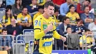 «Oberlöwe» Andy Schmid unterschreibt seinen letzten Vertrag