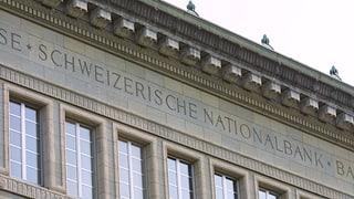 St. Galler Budget ohne Nationalbank-Gewinne