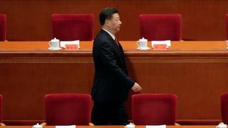 Es gibt keinen Zweifel daran, wer beim Parteikongress im Rampenlicht stehen wird: Staats- und Parteichef Xi Jinping. Eine Bestandesaufnahme von SRF-Korrespondent Martin Aldrovandi.