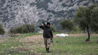 Beobachter werfen Türkei Giftgaseinsatz in Syrien vor