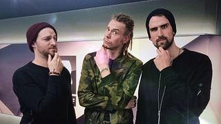 JulDem: Die Walliser Wucht live im Studio (Artikel enthält Video)