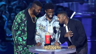«Black Panther» räumt bei MTV-Preisen ab
