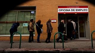 Spaniens Wirtschaft erholt sich langsam