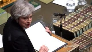 Theresa May droht ein erneutes Scherbengericht