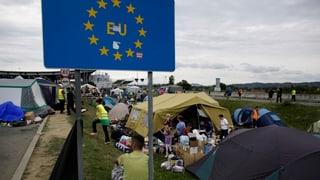 «Ich bete, dass die EU mehr tut»