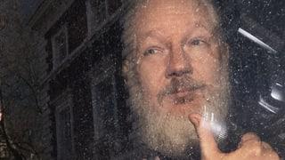 Was Assange in den USA drohen könnte