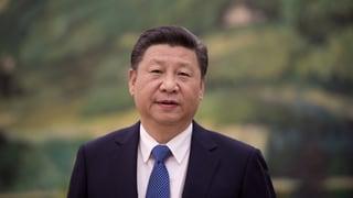 Erstmals reist der Präsident Chinas ans WEF