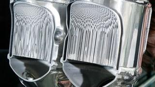 Autoindustrie hängt am russischen Palladium