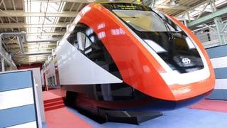 Neue SBB-Doppelstockzüge kommen noch später als erwartet