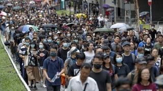 Per tge vai en il conflict a Hongkong?