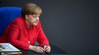 Bunamain la mesadad dals Tudestgs vul che Angela Merkel sa retira