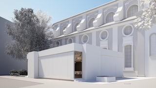 «Die Box»: Eine mögliche neue Spielstätte fürs Luzerner Theater