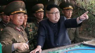 Nordkorea legt im Streit mit den USA nach