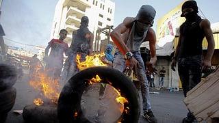 Steht dem Nahen Osten eine dritte Intifada bevor?