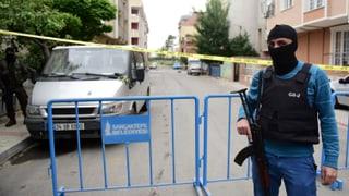 Türkische Firmen im Visier der Polizei