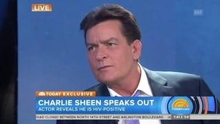 Charlie Sheen: «Ich bin HIV-positiv»