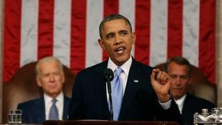 Obama will Amerikanern «neue Leitern zum Aufstieg bauen»