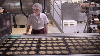 Video «Berufsbild: Lebensmitteltechnologin EFZ» abspielen