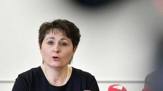 Gesundheitsdirektorin Franziska Roth tritt zurück
