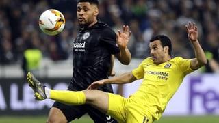 Frankfurt erkämpft sich gegen Chelsea ein Remis