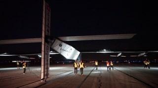 «Solar Impulse 2» erreicht nach 17-Stunden-Flug Dayton