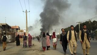 Bombenexplosion in Kabul fordert 16 Tote