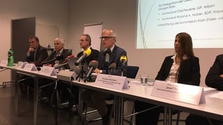 Thurgauer Behörden liessen sich einschüchtern