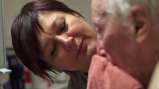 Video «Gesucht: Pflegerin aus dem Osten» abspielen